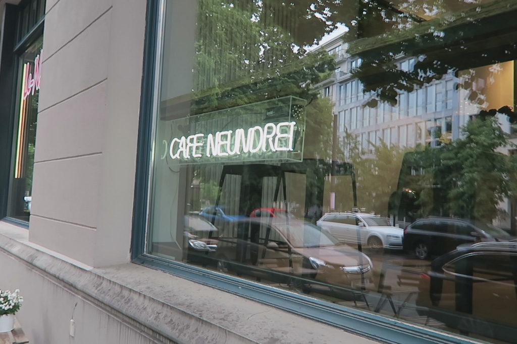 Cafe Neundrei Berlijn