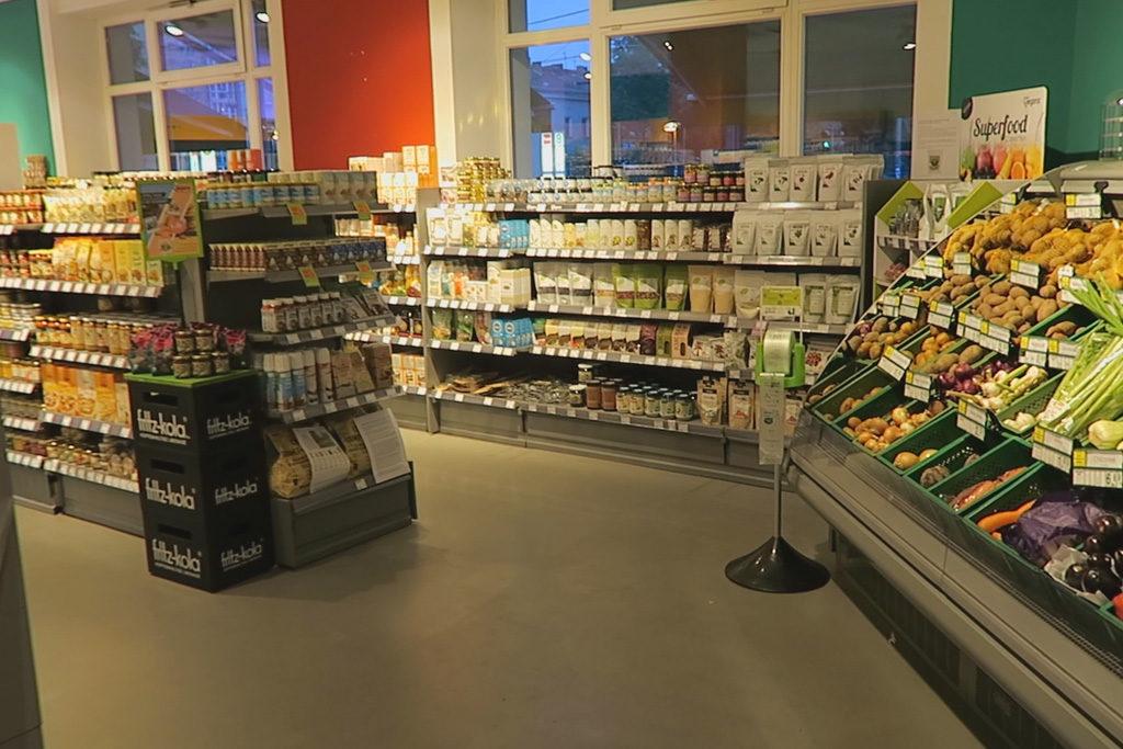 Vegan Supermarkt Berlijn