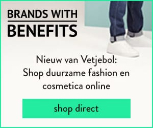 Shop duurzaam op Brands with Benefits