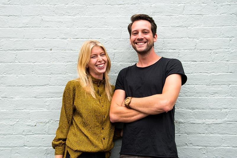 Tristan en Thera van Vetjebol