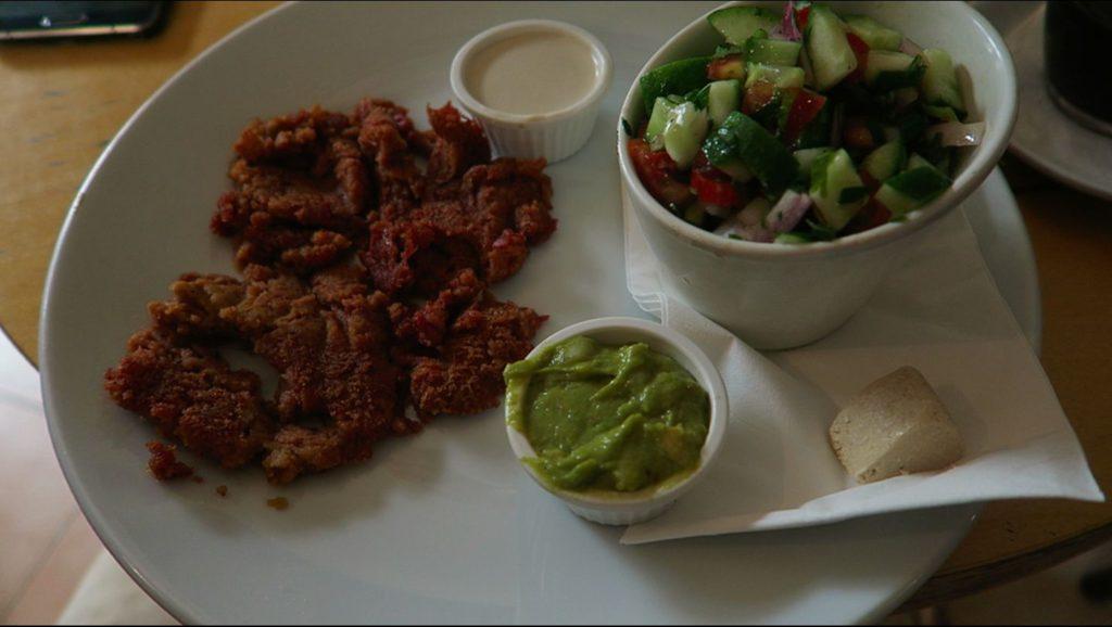 Cafe Casbah - Vegan Hotspots Tel Aviv