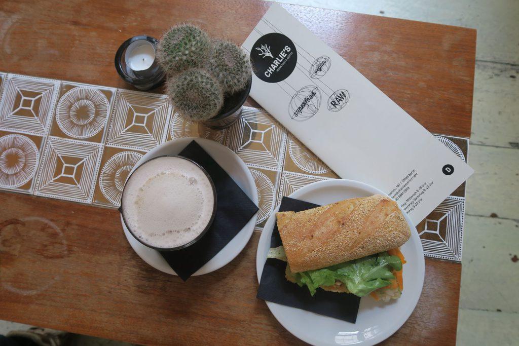Charlie's Vegan Food & Coffee