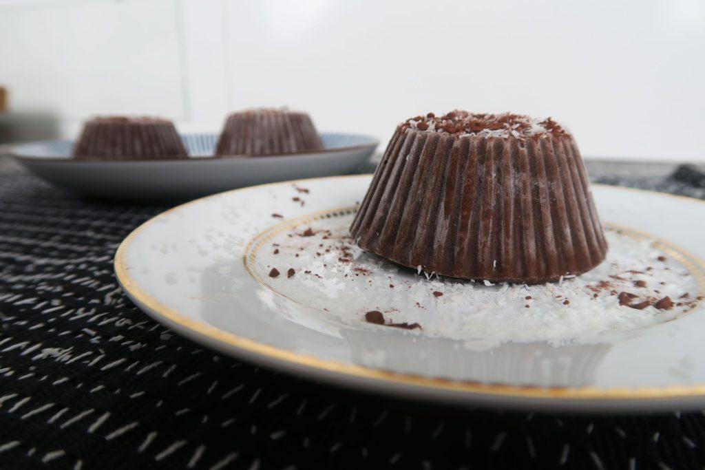 Choco coco vegan ijstaartjes recept