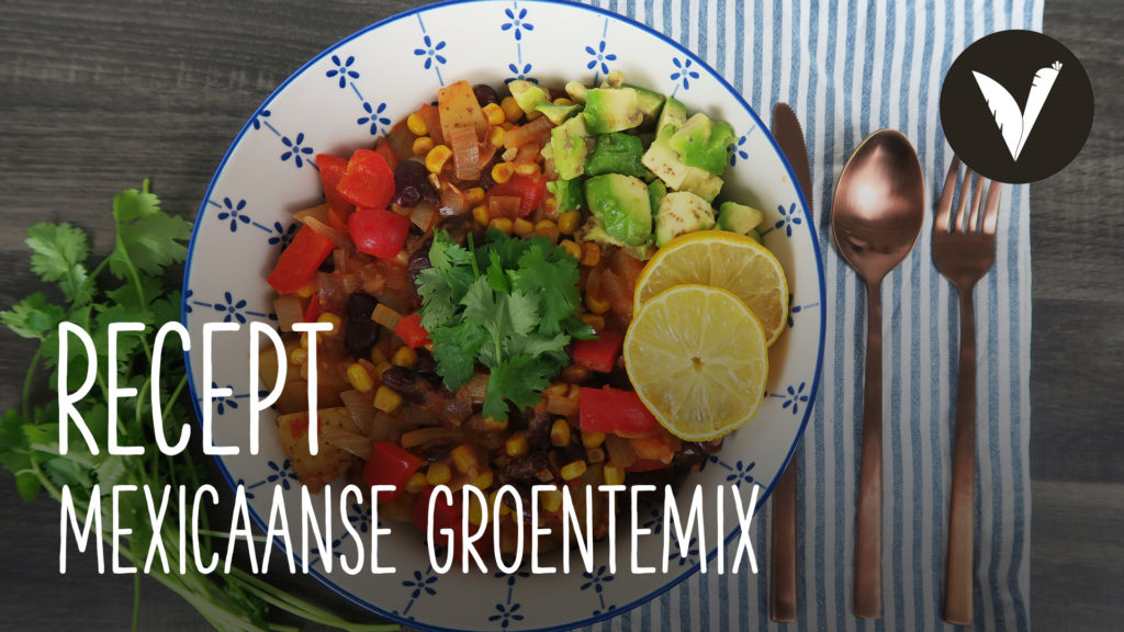 Video Mexicaanse groentemix