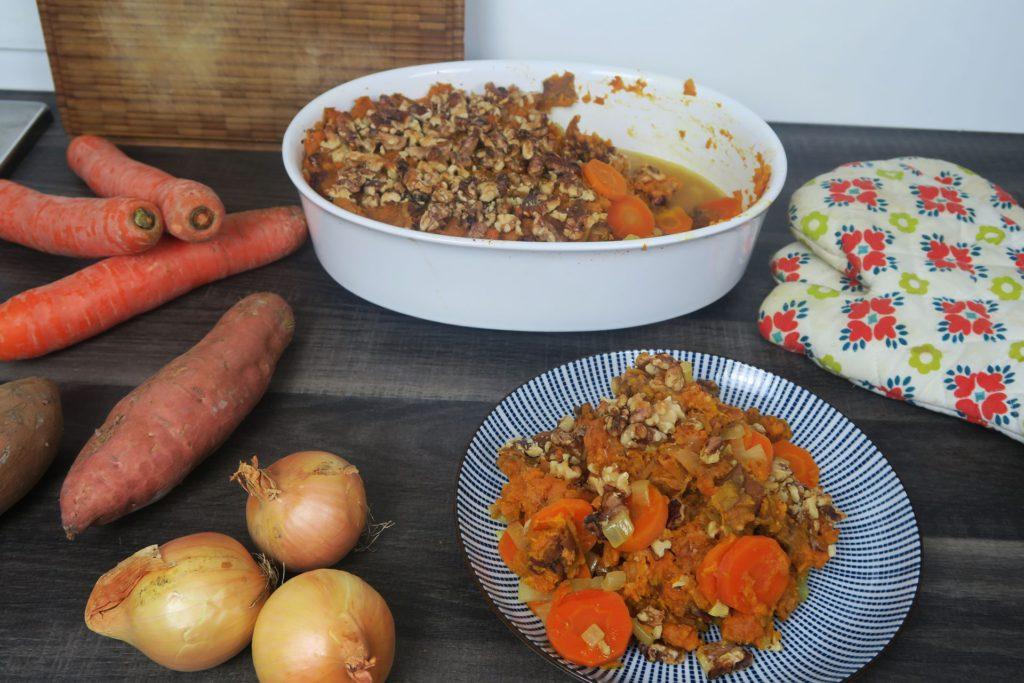 Vegan hutspot recept