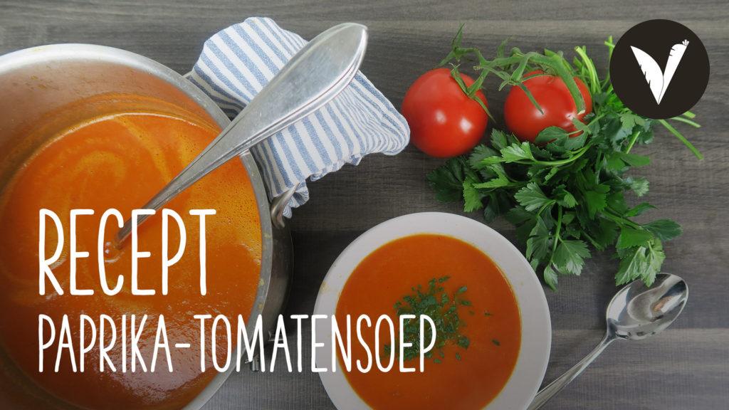 Video Paprika-tomatensoep