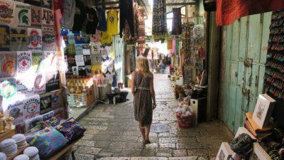 Vegan hotspots Jeruzalem
