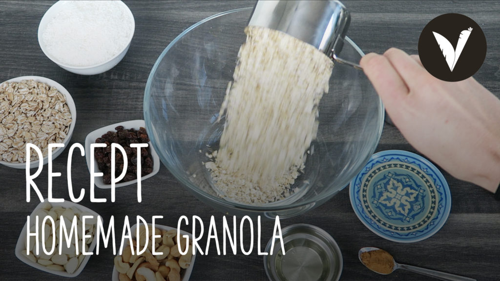 Video Granola maken