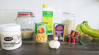 Top 10 food essentials
