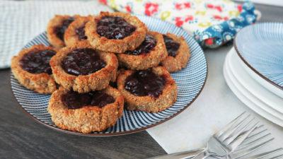 Havermout taartjes gezonde ontbijt recepten