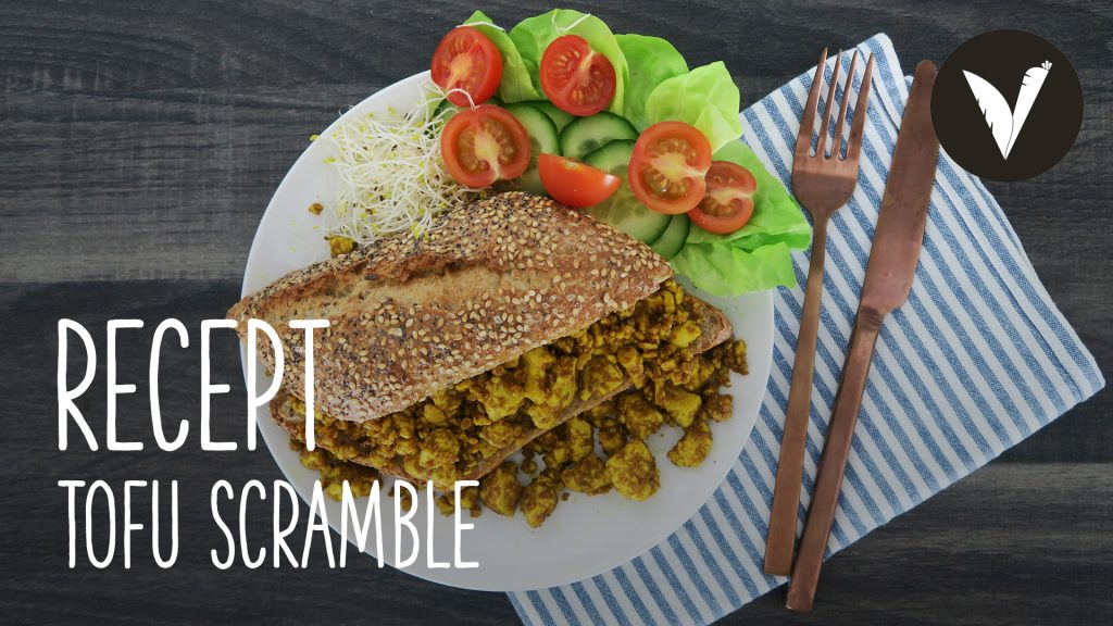 Video Scrambled tofu