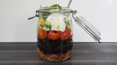 Frisse couscous salade recept