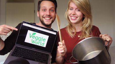 Kookdemo VeggieWorld 2017