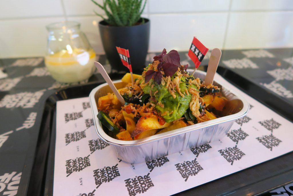 Kapsalon Vegan Junk Food Bar