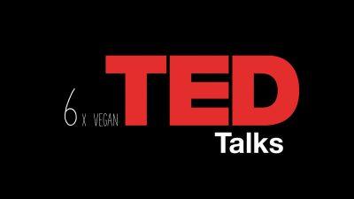 Vegan TED talks
