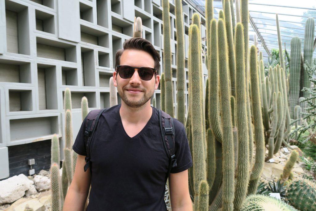 Planten und Blomen Tristan Hamburg