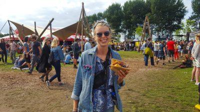 Vegan op festivals