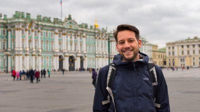 Sint Petersburg - Hermitage