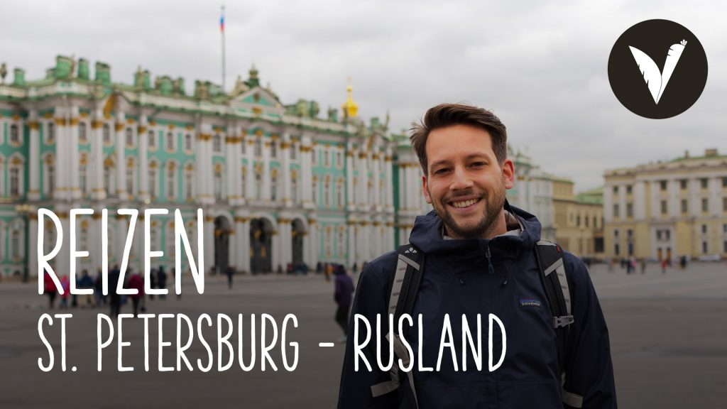 Video Vegan in Sint Petersburg, Rusland