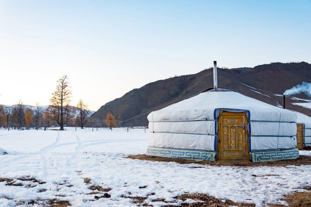 Gertent Terelj Mongolië