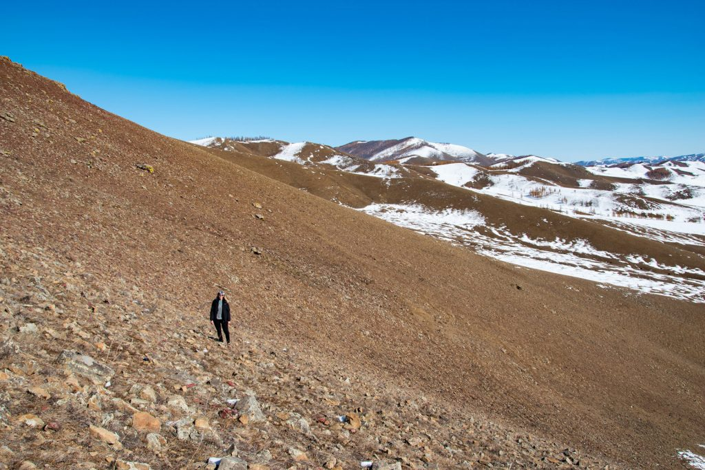Terelj Mongolië Landschap