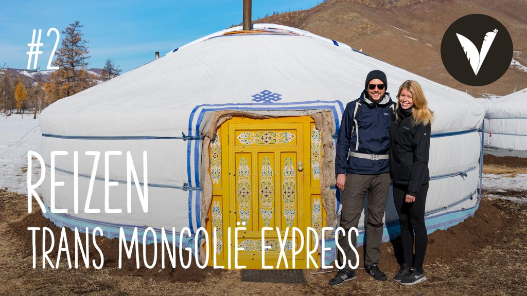 Video Als vegan met de Trans Mongolië Express