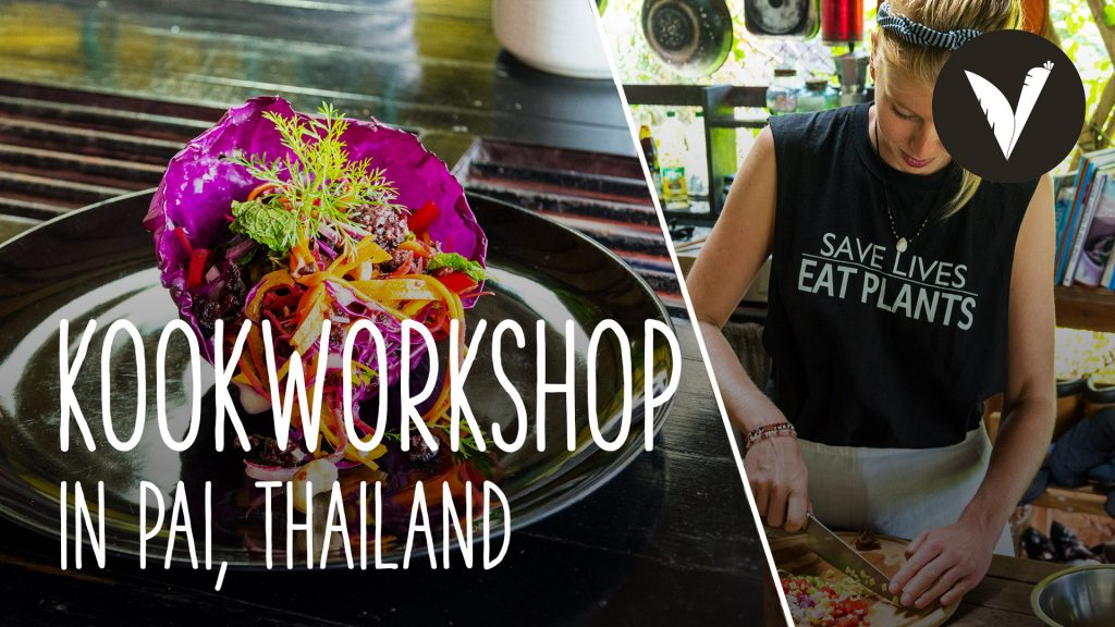 Video Vegan kookworkshop in Thailand (met recept voor kokosnotensoep!)
