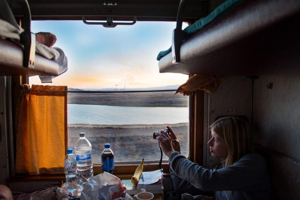 Trans Mongolië Express Trein