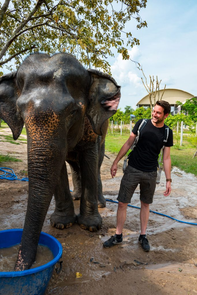 Tristan Wildlife Friends Foundation Thailand