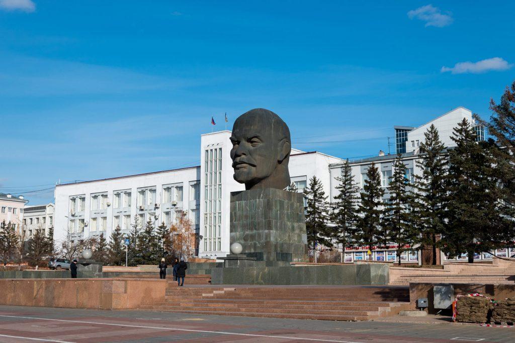 Ulan Ude Rusland