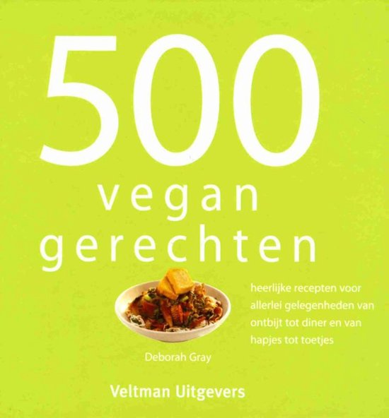 Vegan kookboeken vetjebol for Vegan kookboek