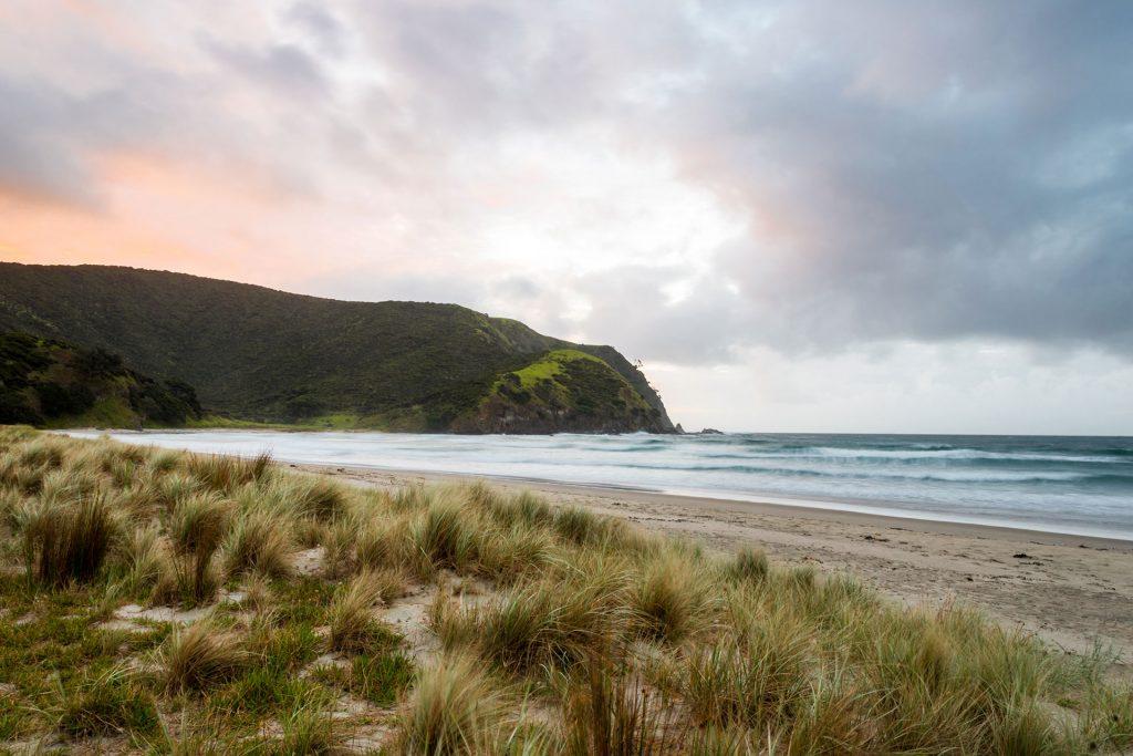Nieuw-Zeeland camping