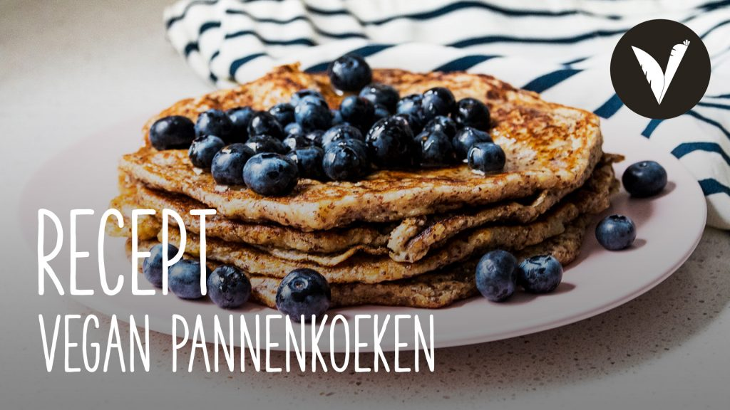 Video Vegan pannenkoeken