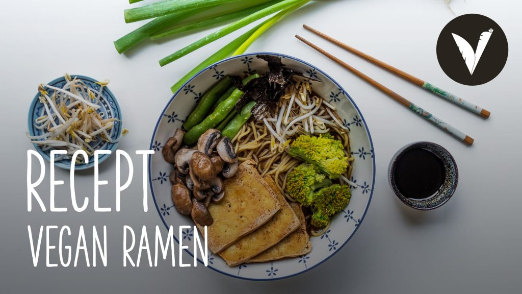 Video Vegan ramen – Japanse noodles