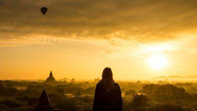 Vegan Bagan Myanmar