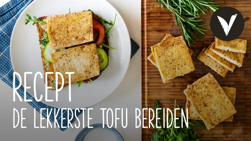 Video Tofu bakken