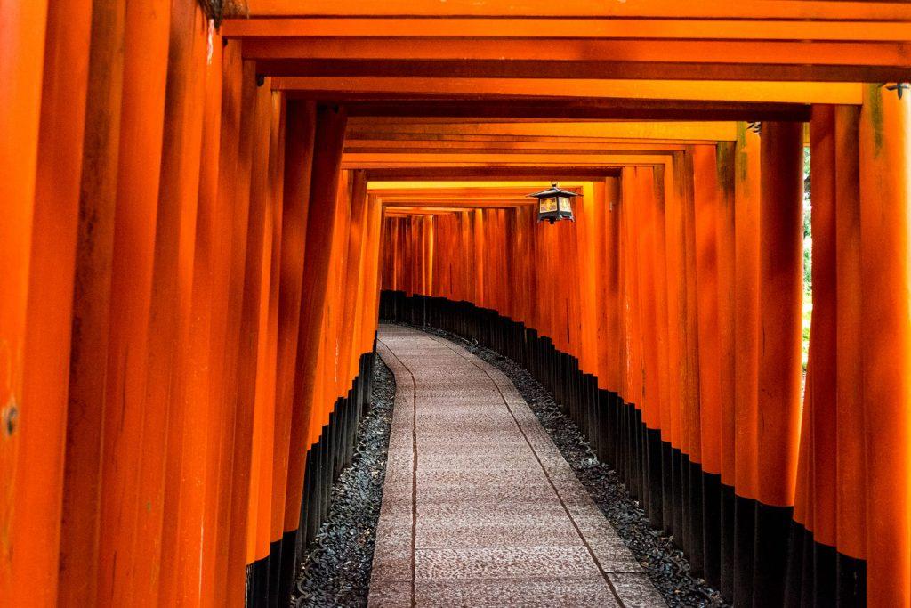 Fushimi Inari Schrijn Kyoto