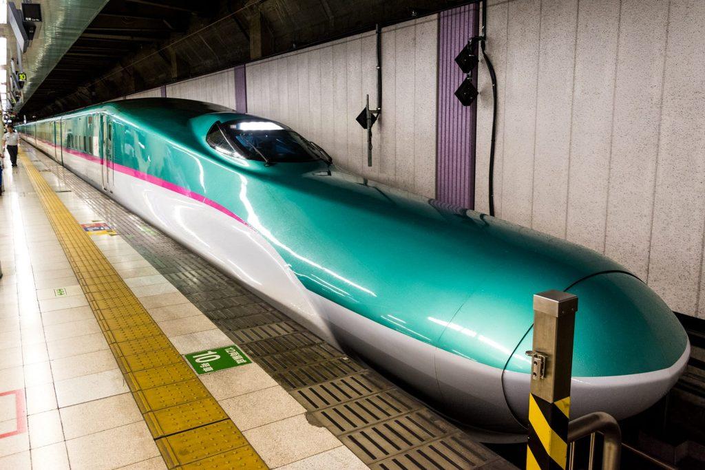 Shinkansen Hogesnelheidstrein Japan