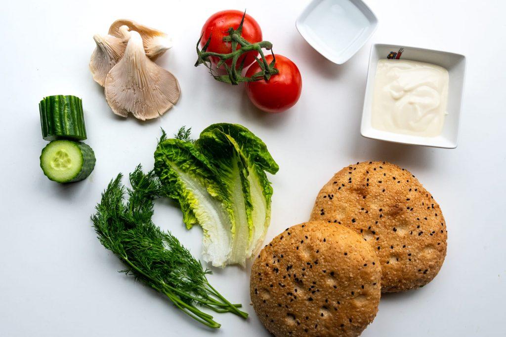 Vegan Broodje Shoarma Ingrediënten