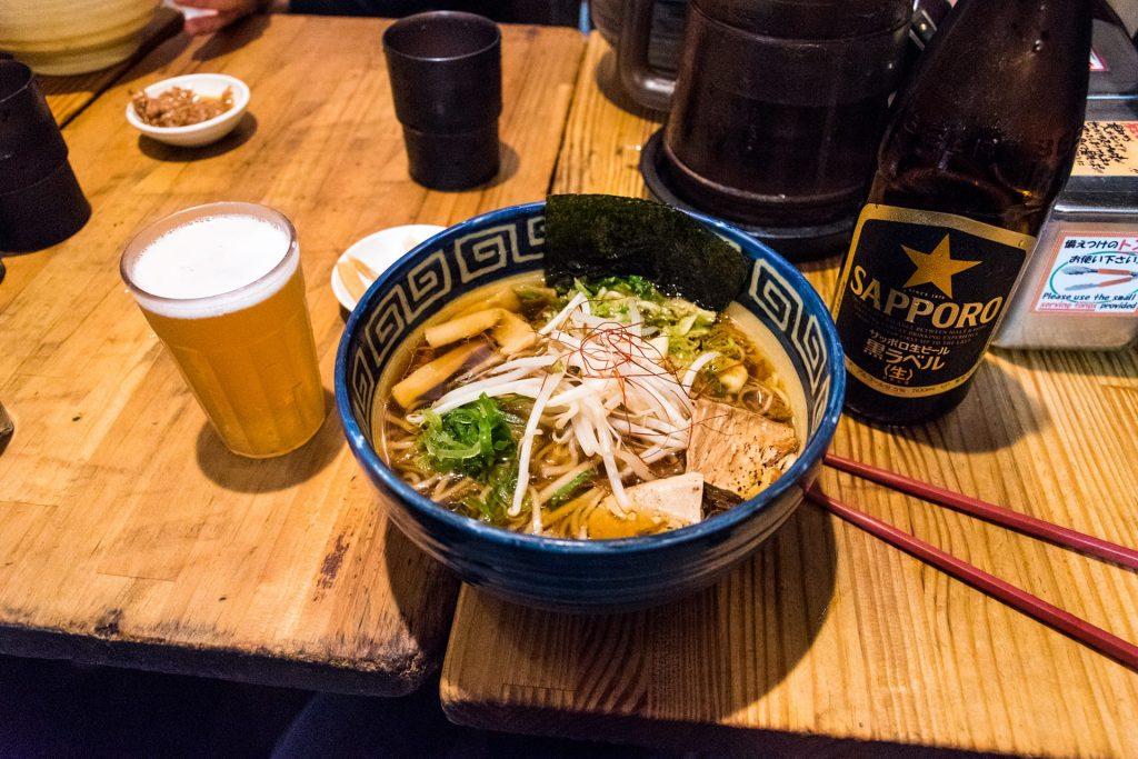 Vegan Ramen Tokyo