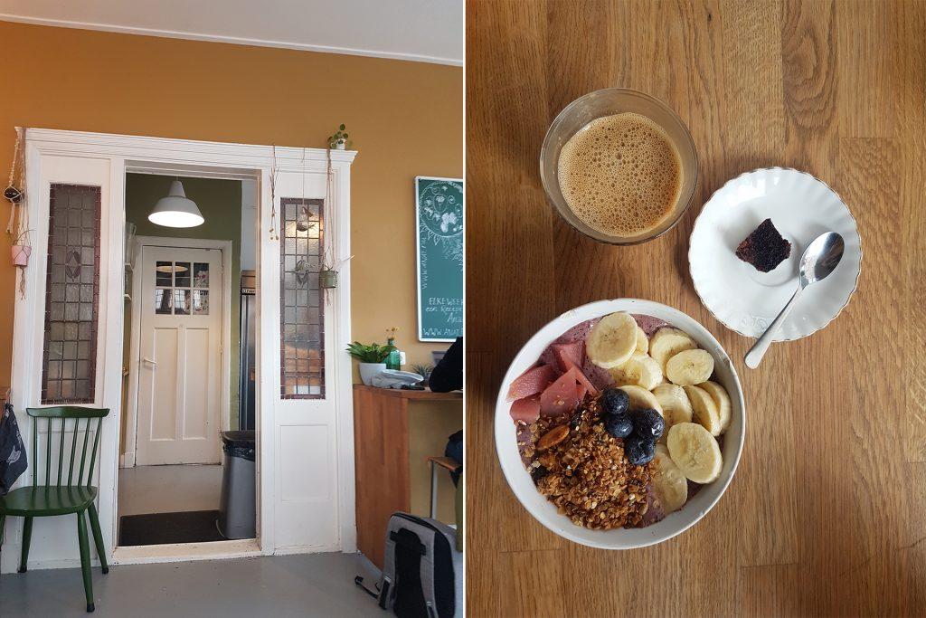 Groningen vegan food hotspots