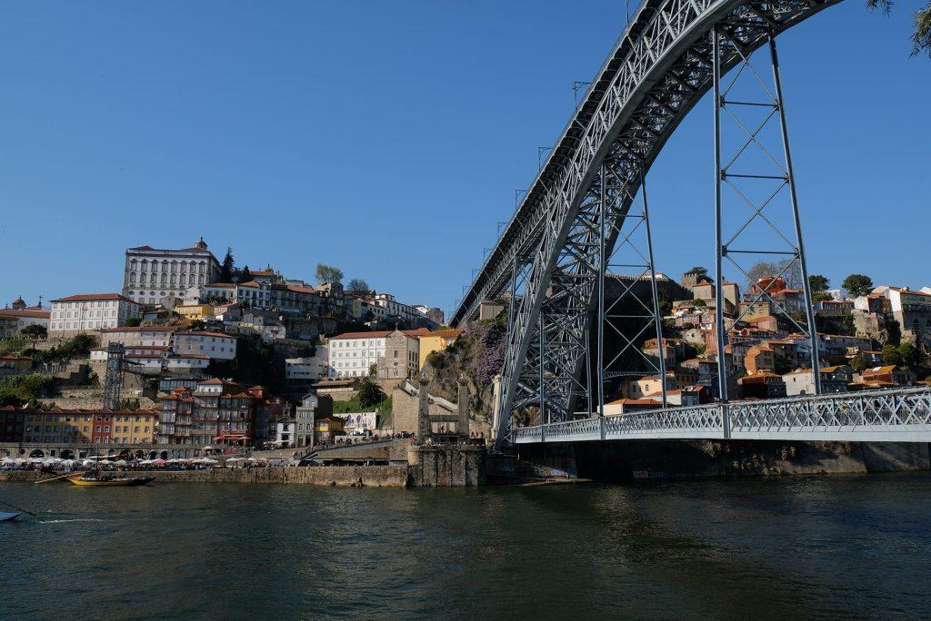 Brug Porto Portugal