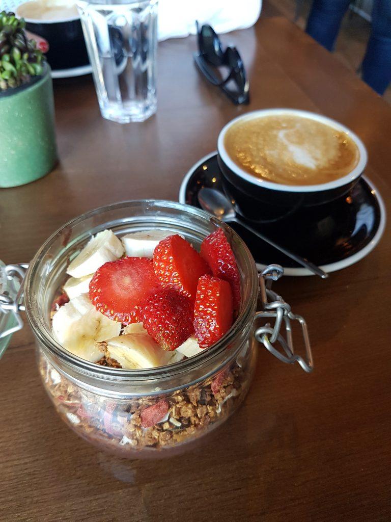 Vegan ontbijt Porto