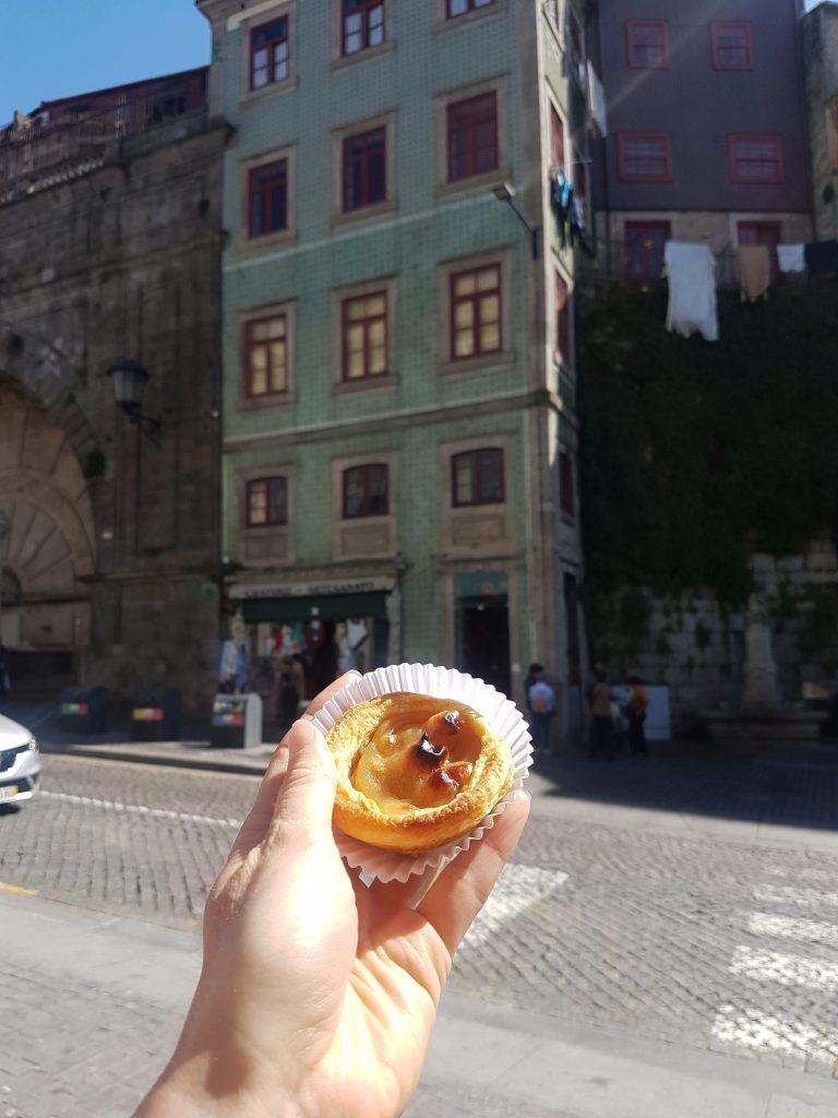Vegan Pastel de Nata Porto