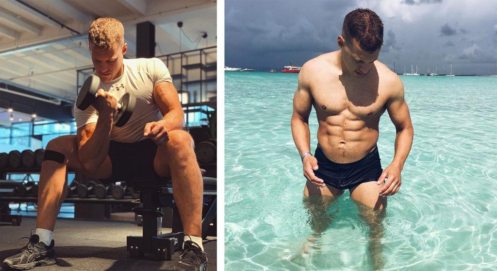 Niels Body Masters