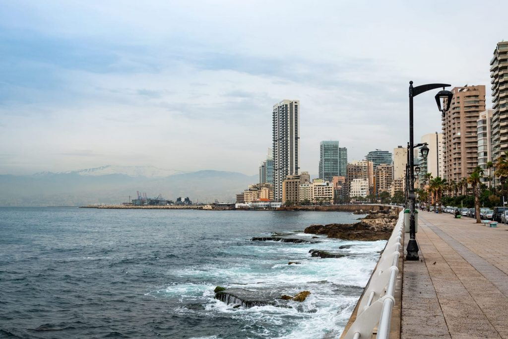 Beiroet kust
