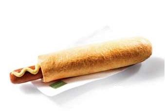 groente hotdog hema