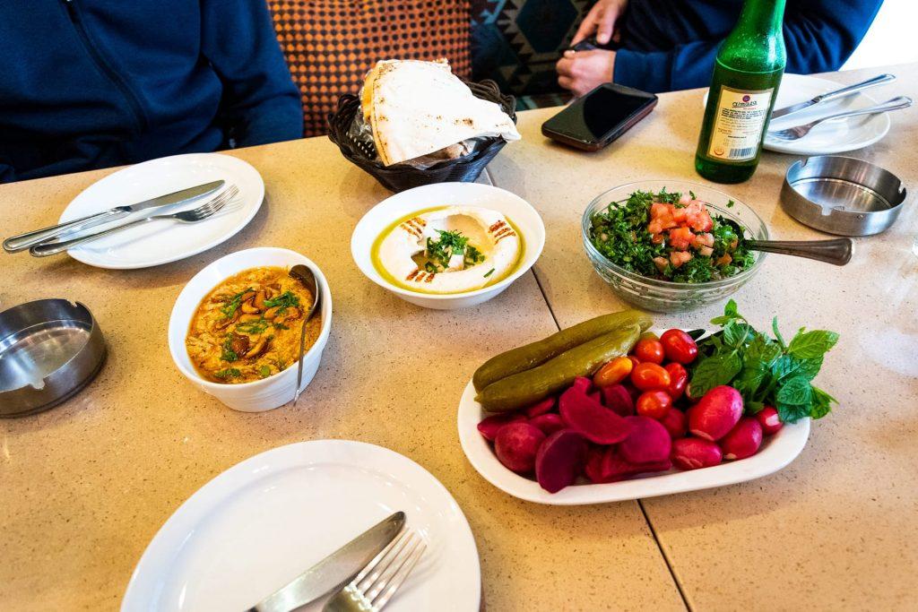 Hummus Libanon