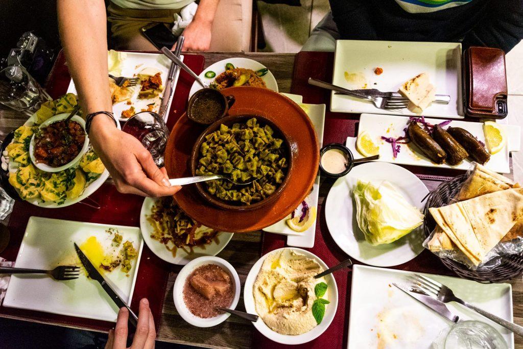Vegan in Beiroet