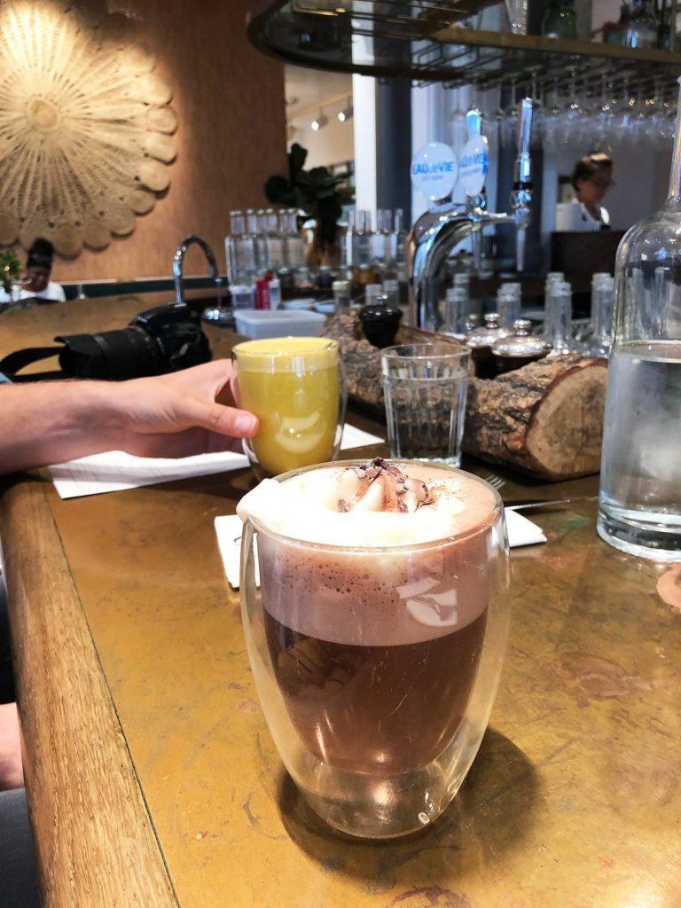 Farmacy Londen Vegan Koffie